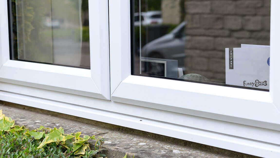 Casement window details