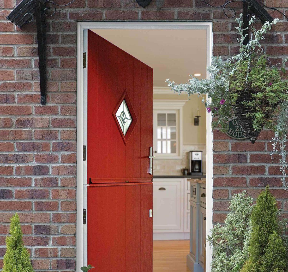 Red stable door
