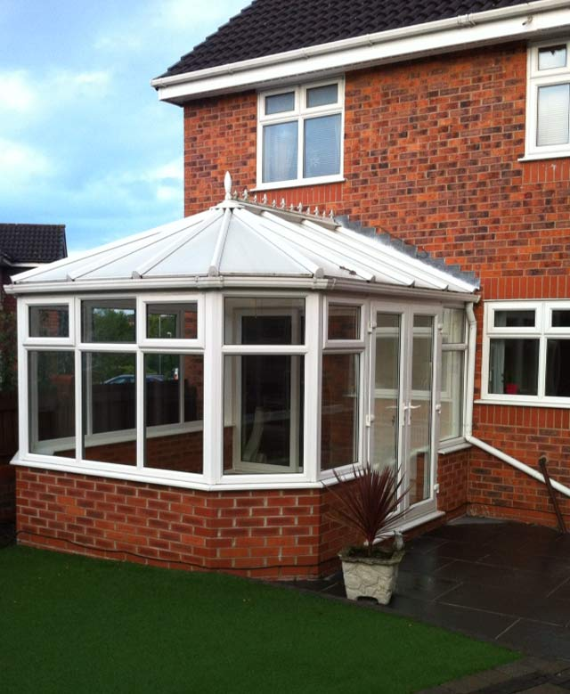 Conservatory fitted in Newbury Berkshire Area high quality